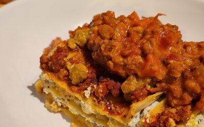 Chef Michaela's Famous Lasagna